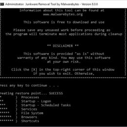 Cfare eshte JRT (junkware removal tool) Si te heq virusin nga shfletuesi. Tutoriale shqip cfare jane pop up