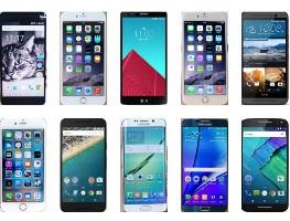 Cilet jane 10 telefonet qe kane bere revolucion ne teknologji.