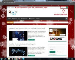 Si mund te kerkoj ne faqen si behet.com tutoriale shqip