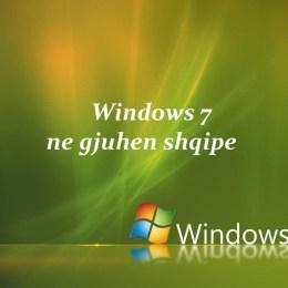 Si mund te kthej Windows 7 ne gjuhen shqipe. Po behet ! Tutoriale shqip 8 operativ