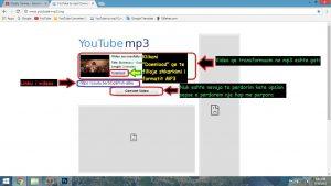 Si te shkarkojme muzike nga YouTube. Tutoriale shqip mp3 converter 18