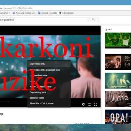 Si te shkarkojme muzike nga YouTube. Tutoriale shqip mp3 converter 19