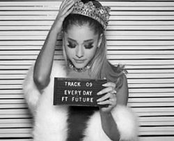 Ariana Grande ft Future - Everyday (Lyrics)