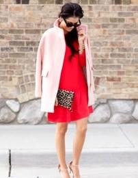 Si duhet te visheni mbremjen e Shen Valentinit. Ide stilistesh.