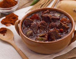 Menyra tradicionale e pergatitjes se gulashit. Receta gatimi. Gulash