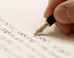 Cfare thote menyra si shkruani per karakterin tuaj Shkruani me shkronja shkrimi