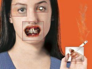 Si reagon organizmi pasi te lini duhanin.cigare