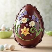 Veze prej cokollate. Embelsire per Pashke. menyra e pergatitjes Lajthi