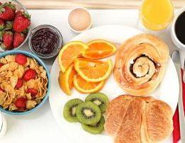 5 Ushqimet qe beni mire te hani per mengjes.tershera veze kos