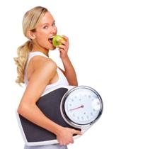 Femrat e kane me te veshtire se meshkujt te bien nga pesha.A eshte e vertete kjo gje