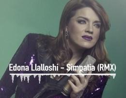 Reagon Edona Llalloshi per rikthimin e kenges 'Simpatia' nga Dhurata Dora.