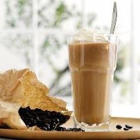Si te pergatisni kafe shake vete ne shtepi. Shije!