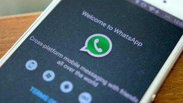 A do ju pelqeje whatsappi i ri? Versioni i Whatsapp si Facebook.