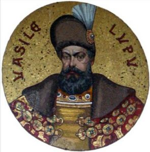 Shqiptari VASILE LUPU (Ujku) ose Vasil Koci (1595-1661) - Vojvoda i Moldavise