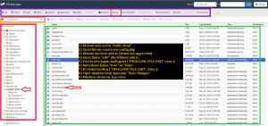 Si te bejme Enable Editor ne WordPress. Tutoriale Shqip per faqet wordpress. file manager new