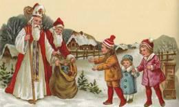 Tradita e festes se shenjte te ShenKollit ose festes se gjelit.