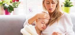 Si duhet te trajtohen femijet e semure me grip? Shendet/Mjekesi
