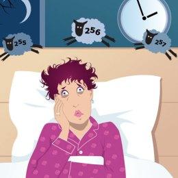 Disa nga arsyet kryesore pse ju del gjumi vazhdimisht naten.