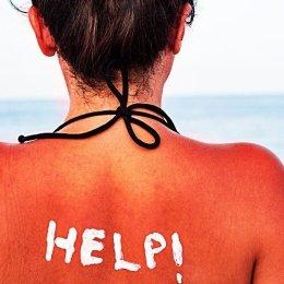 Ndiheni si domate pas nje dite ne plazh? Ja disa sugjerime si te ndihmoni veten..
