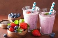Pijet me te shendetshme qe mund te shijohen gjate diteve te nxehta te veres.