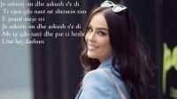 Xhensila Myrtezaj & Pirro Cako - Sekreti im (Tekste shqip)