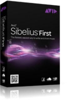Sibelius First box