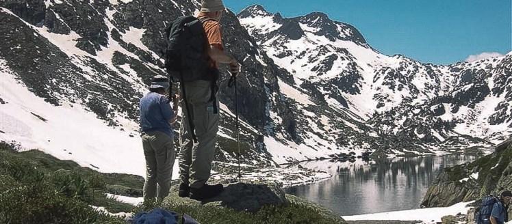 Randonnée Ariège Vallée d'Orlu