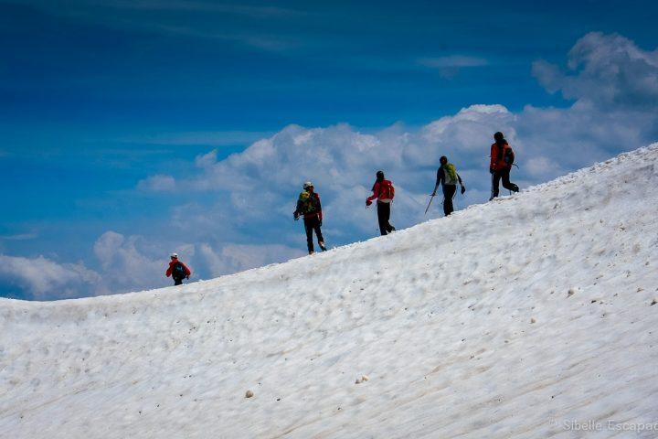 Randonnée Ariège groupe Vallée d'Orlu