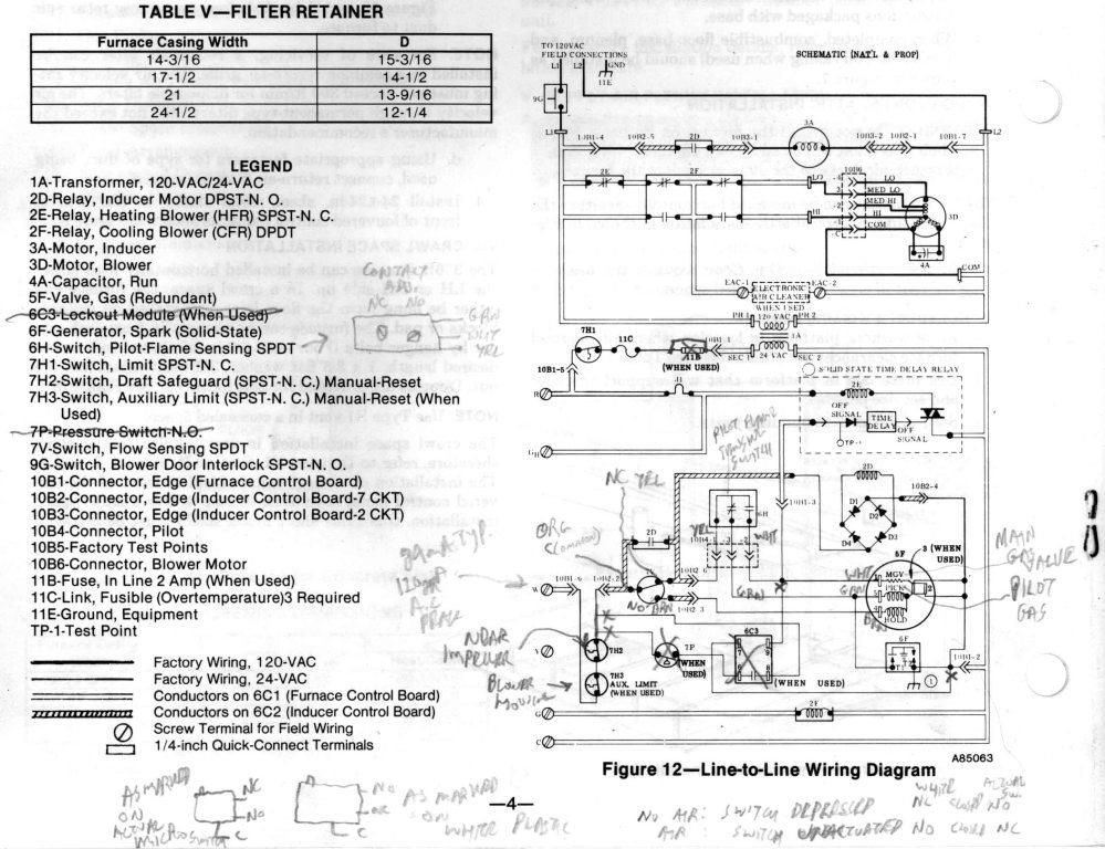 medium resolution of forced air furnace gas valve