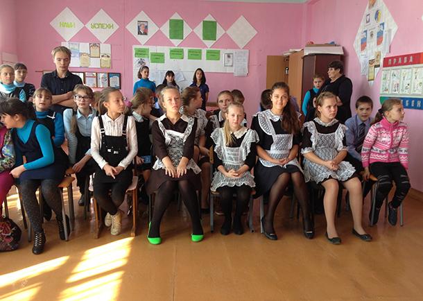 экологическое просвещение в школах приморского края