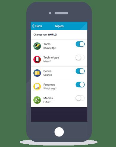Siberian CMS App Maker