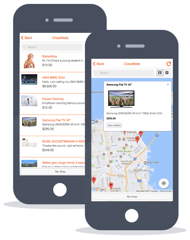 classifieds-app-maker
