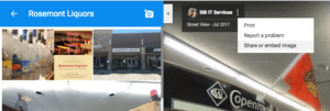 How to embed a Google virtual tour on Facebook Step 4