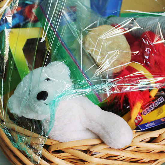 Soroptimist Secret Santa Gift Basket