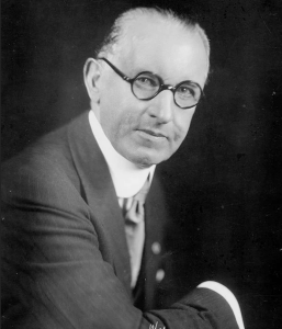 Stuart Morrow, who started Soroptimist