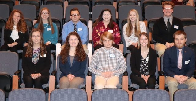 SIC Hosts Annual Business Skills Competition for Area High School Students