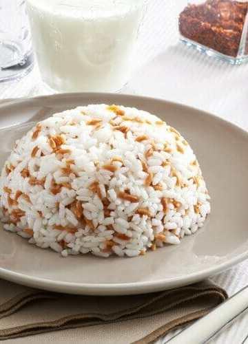 pirinc pilavı