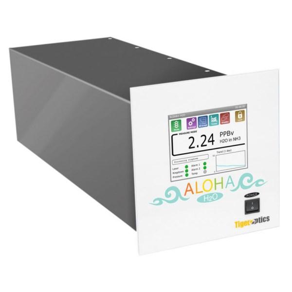 analizador de humedad en amoniaco sica medicion