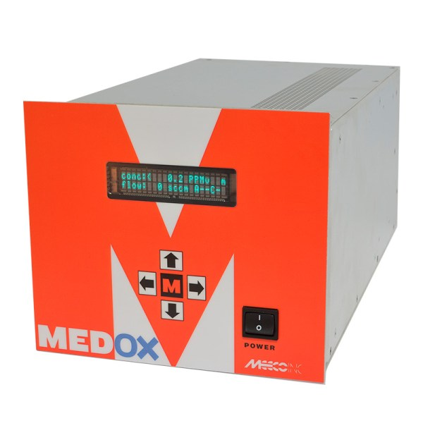 analizador de humedad oxigeno medico sica medicion