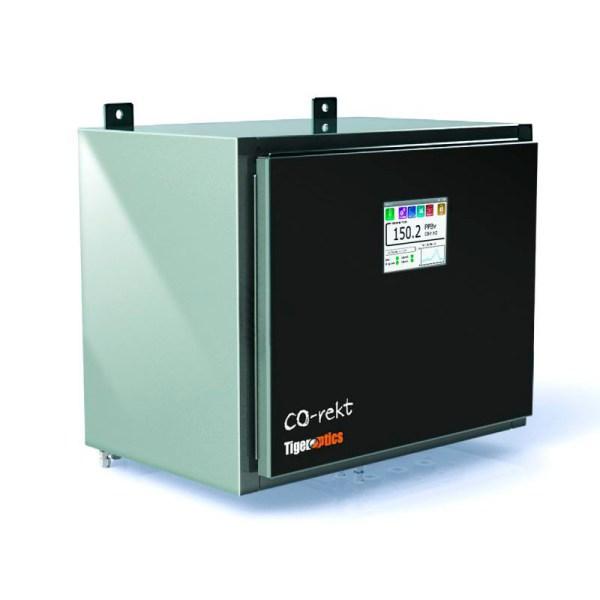 analizador de proceso de co co2 ch4 o h2o sica medicion
