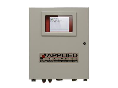 analizador de proceso h2s marca applied analytics sica medicion