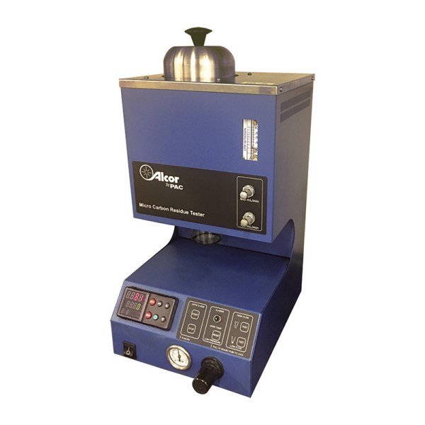 analizador de residuos de micro carbon sica medicion