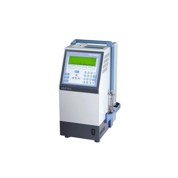 analizador presion de vapor sica medicion