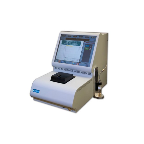 analizador punto de congelacion viscosidad y densidad jet fuel sica medicion