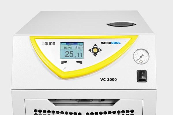 chiller 20 a 80c modelo variocool sica medicion
