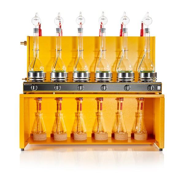 destilacion de vapor sica medicion