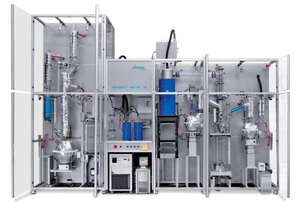 planta piloto destilacion crudos astm d2892 y d5236 sica medicion