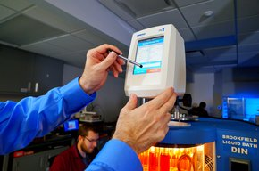 prueba brookfield baja temperatura modelo blb brookfield liquid bath sica medicion