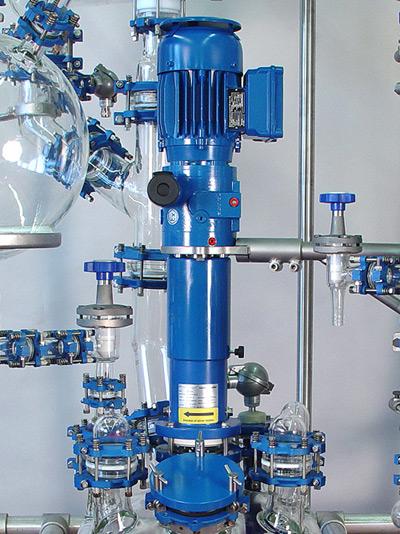 reactor piloto de vidrio chemreactor cr de vidrio multiproposito sica medicion
