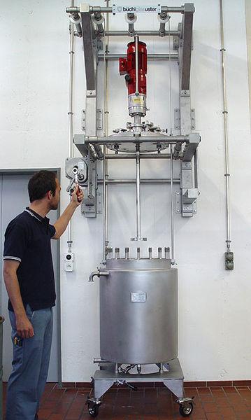 reactores a presion produccion pequeña escala modelo pilotclave sica medicion